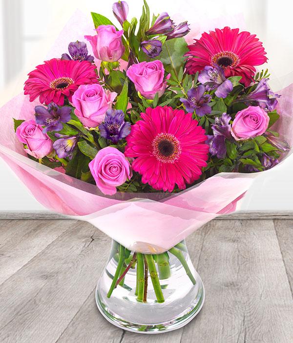 pink lady angelas florist. Black Bedroom Furniture Sets. Home Design Ideas