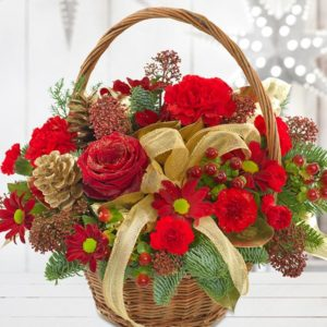 Festive Basket